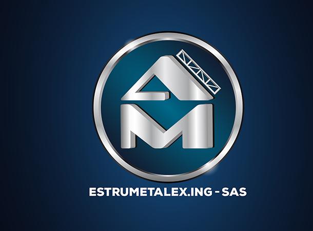 Logo Estrumetalex.ING